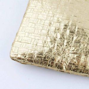 clutch gevlochten goud.2