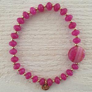 goud roze 7