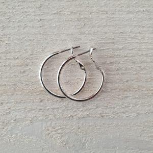 zilver 2,5cm