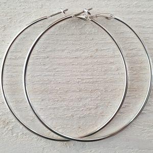 zilver 6,5cm