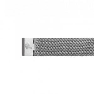 horloge vierkant zilver.3