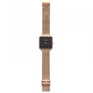 horlogo vierkant goud – zwart.1