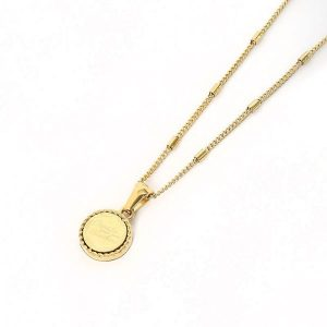 ketting create your own sunshine goud.2