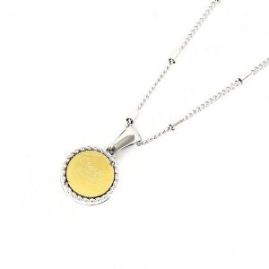 ketting create your own sunshine zilver – goud.2
