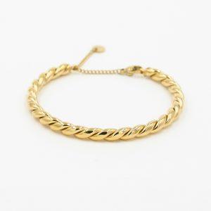 bangle armband goud.2