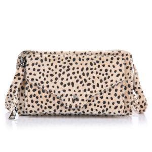 portemonnee – cheetah beige