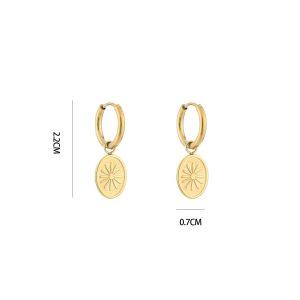 JE13338 muntje bloem goud.3